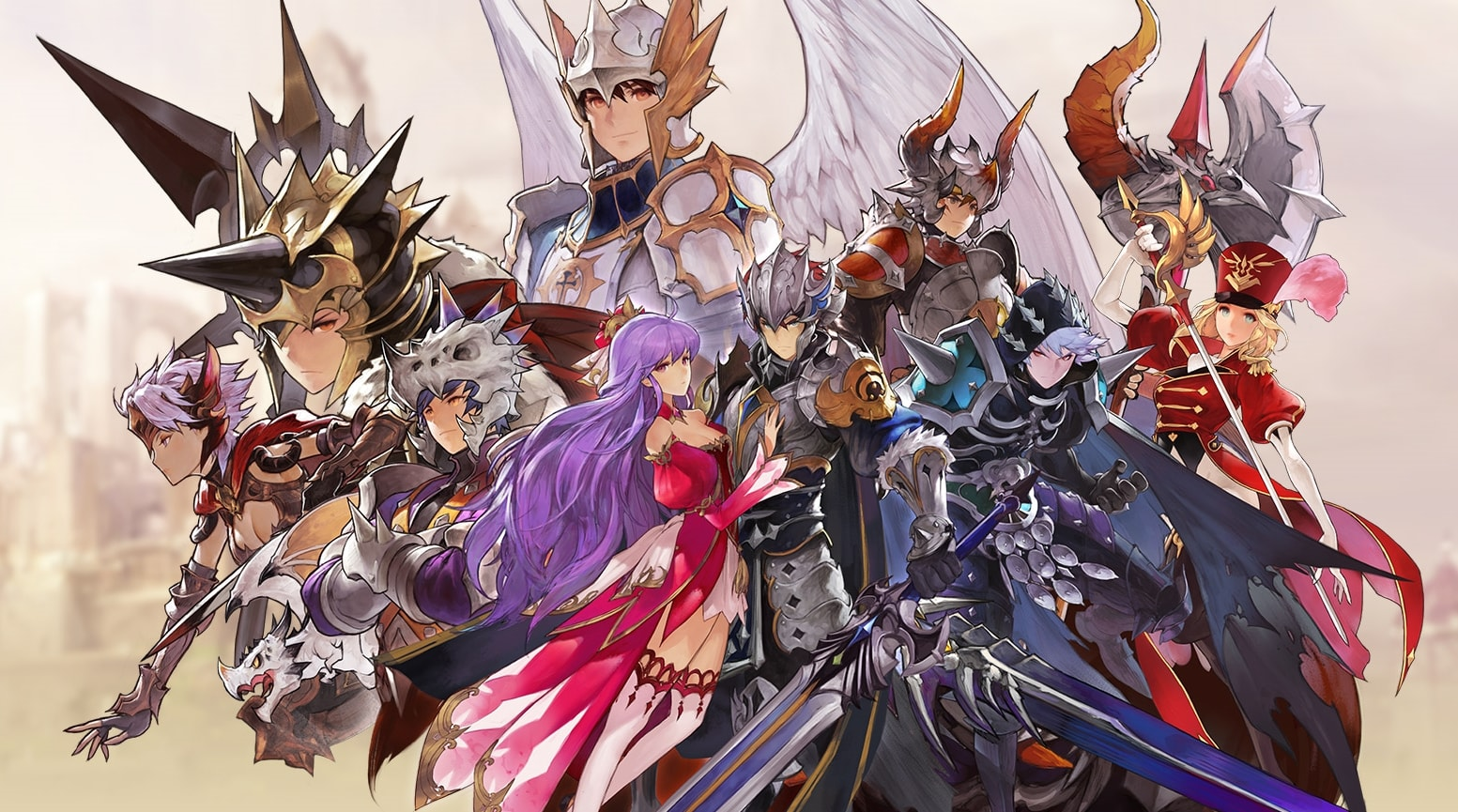 Wallpaper HD Hero Seven Knights