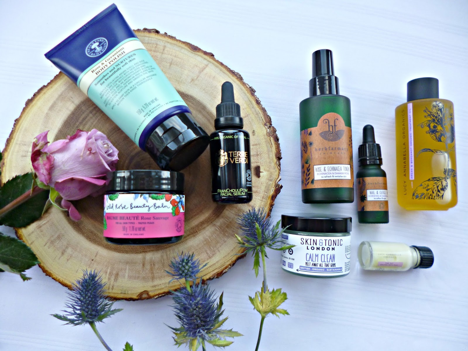 The Organic Beauty week Pamper session
