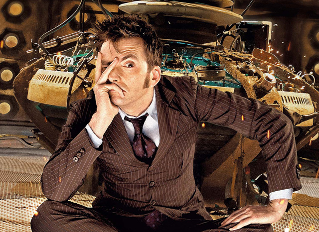 10th doctor who banner