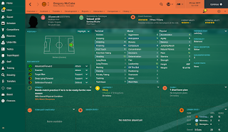 Gregory McCabe Football Manager 2017