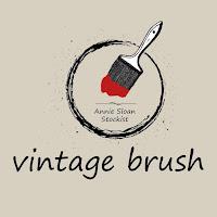 Vintage Brush: Σεσίλ-Μαρία Τόλια 17 Annie Sloan Greece