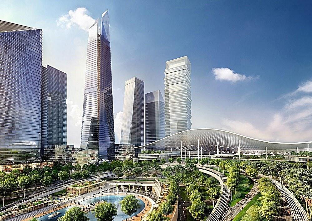 Projek Bandar Malaysia diteruskan