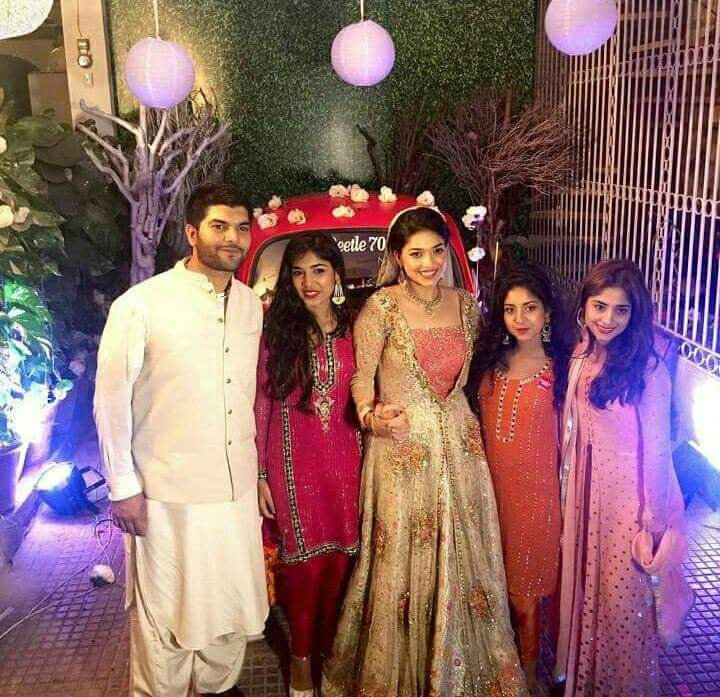 Top And Best Pictures Of Sanam Jung S Wedding