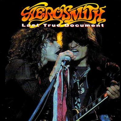 Bootleg Addiction Aerosmith Last True Document