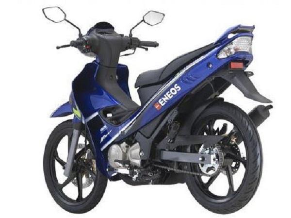 Ternyata Yamaha Masih Menjual Sepeda Motor 2 Tak Di Malaysia