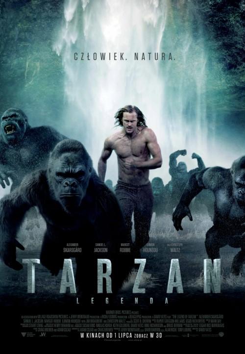 Tarzan: Legenda plakat film