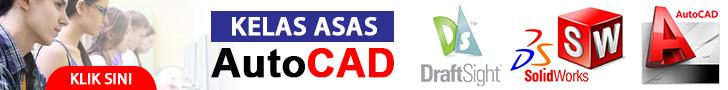 Jom Belajar AutoCAD