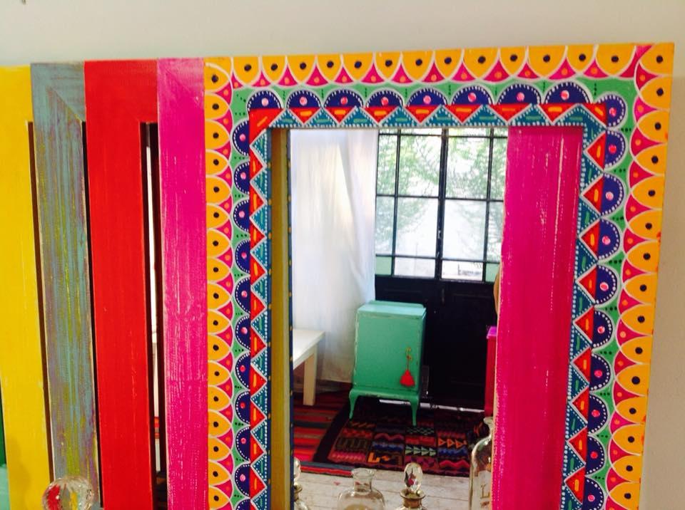 espejos de colores vintouch