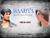 Raabta Movie Mp3 Songs