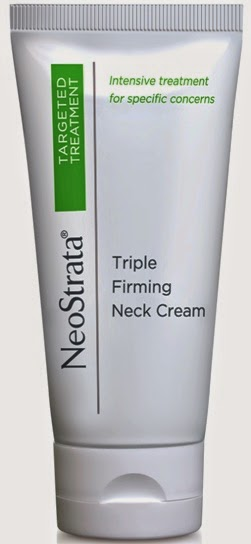 neostrata triple firming neck cream anti wrinkles