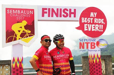 Sembalun challenge 2017