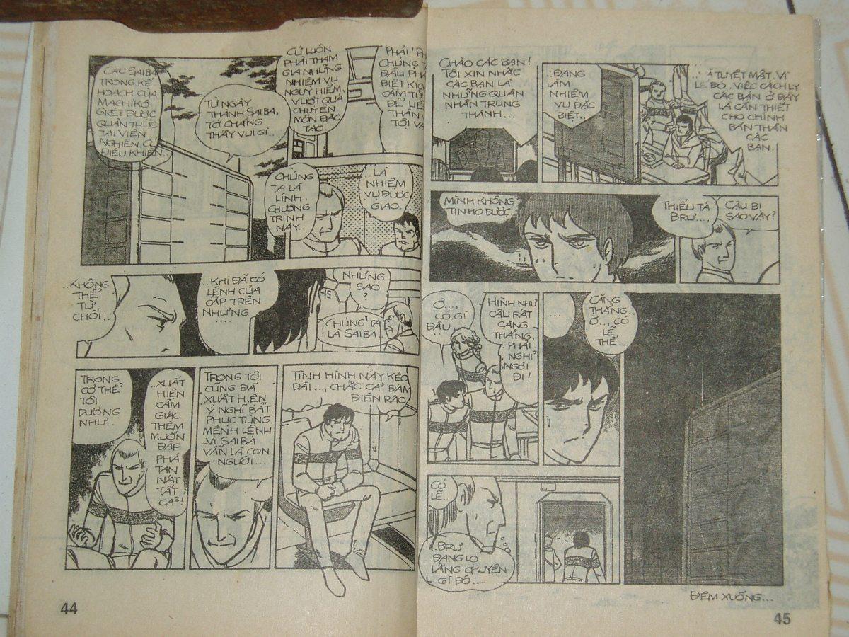 Siêu nhân Locke vol 01 trang 21