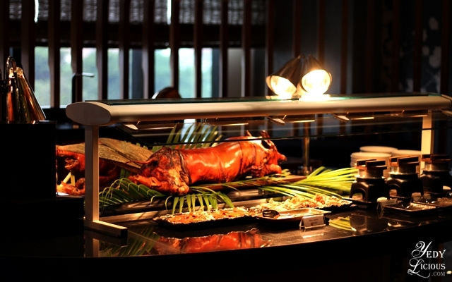 Crving Station at Nobu Hotel Brunch Buffet City of Dreams Manila