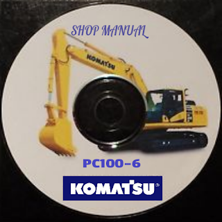 PC100-6 PC100L-6 PC120-6 PC120LC-6 PC130-6