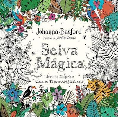 Livro Selva Mágica, livro de colorir, livro para colorir, livro de natureza, Livro de colorir, livro de colorir animais silvestres, livro, colorir, lápis de cor, livros para colorir, livros para pintar, pintura em livros, aquarela, livro de colorir para crianças