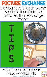 Picture Exchange Communication Tips and 3 Mistakes I Made www.speechsproutstherapy.com