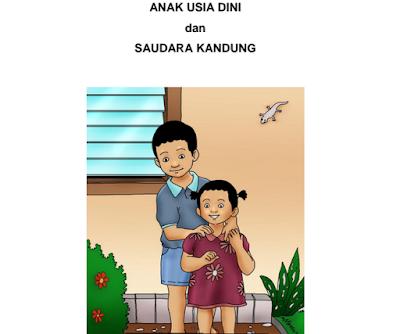 Buku Parenting Anak Usia Dini dan Saudara Kandung Lengkap