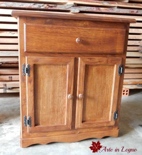 Arte in legno mobiletti su misura - Mobiletti in legno ...