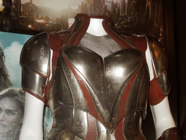 Sif armour costume Thor Dark World