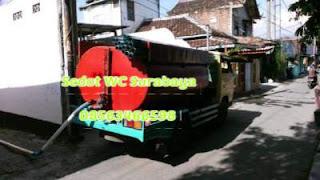 Sedot WC Jalan Pogot Surabaya