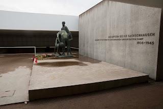 Monumento a las víctimas de Sachsenhausen