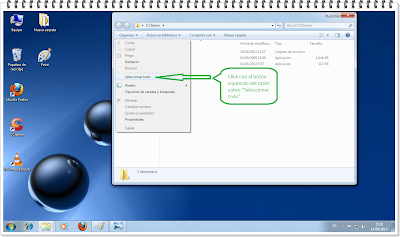 Manual tutorial Crear programas portables con Winrar Create portable programs