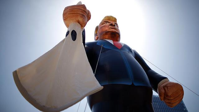 El Ku Klux Klan se crece tras la victoria de Trump: Gana cientos de adeptos y convoca marchas