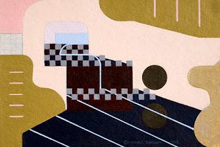 """""""Maiden Erlegh Weir 2"""" by Michael Garaway"""