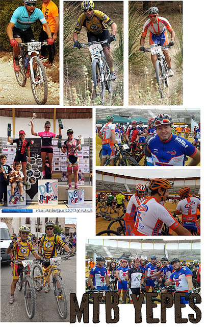 Ciclismo Aranjuez Yepes