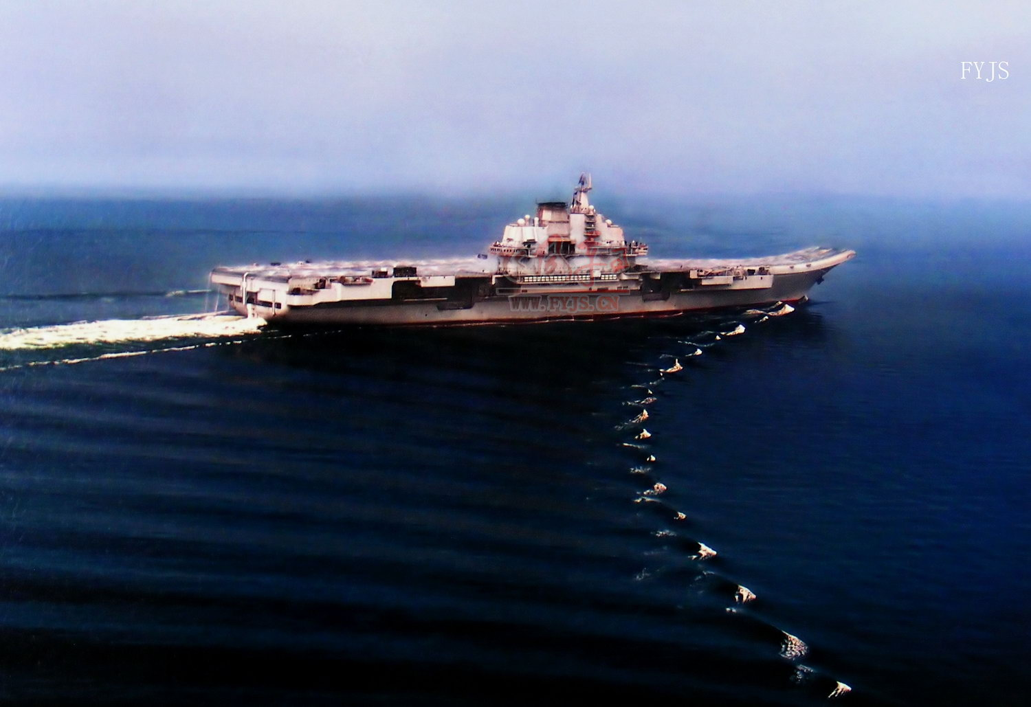 C 17 On Aircraft Carrier Decontaminating Chines...
