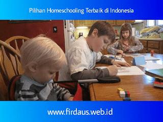 Pilihan homeschooling terbaik di Indonesia