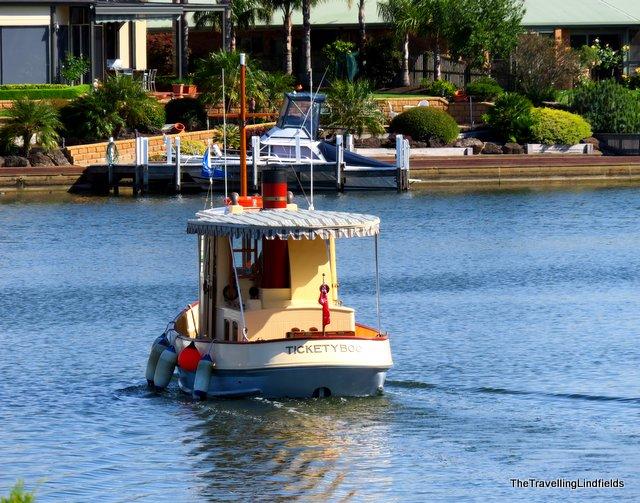Paynesville boat