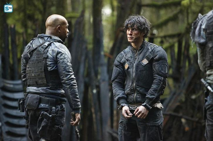 "The 100 - Fallen - Review: ""Pain and suffering"""