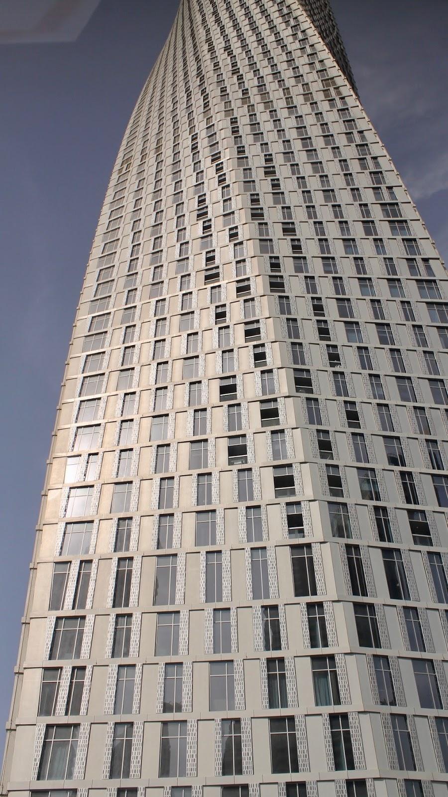Dubai Twist Skyscraper Architecture