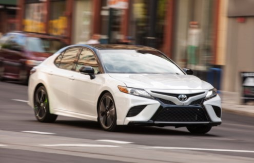 2019 Toyota Camry MPG & Gas Mileage Data
