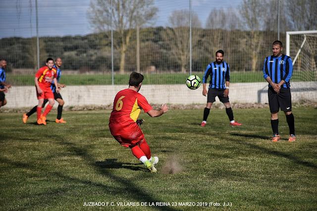 Juzbado, Fútbol Club, Liga
