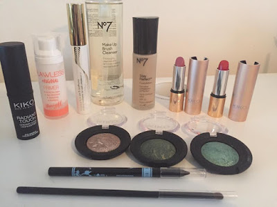 Kiko Make Up Haul from Newcastle Eldon Square