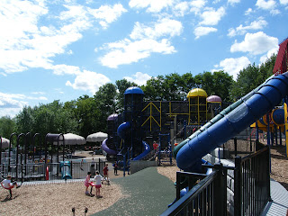 Hyland Lake Park Reserve Play Area