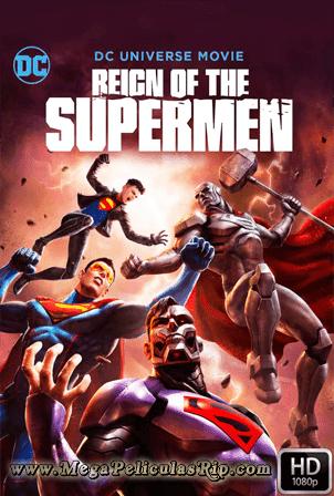 El Reino De Los Supermanes [1080p] [Latino-Ingles] [MEGA]