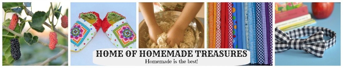 HOME OF HOMEMADE TREASURES