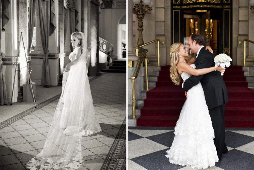 Elissa Rome Wedding New York Plaza Hotel