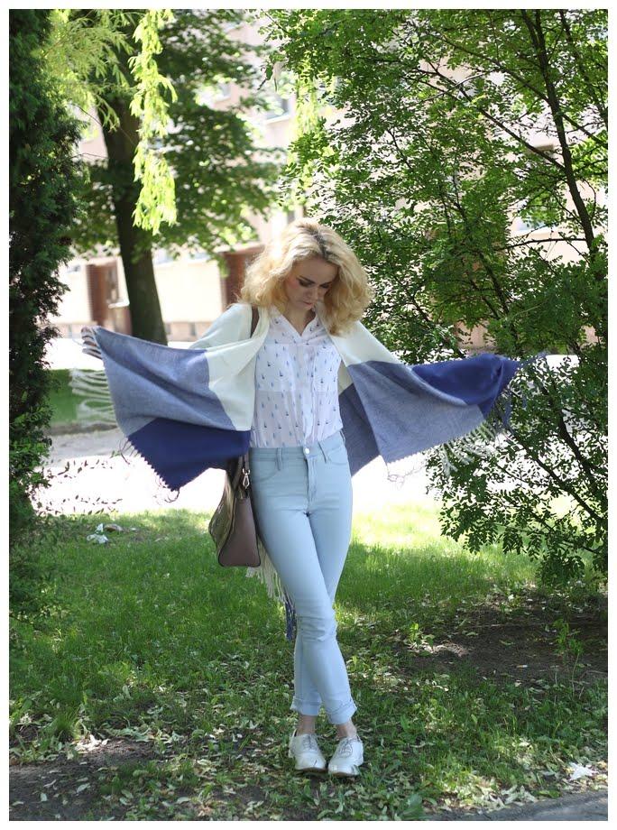 Blue jeans…