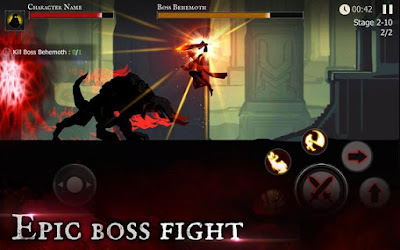 Download Game Mod Shadow of Death MOD APK (Unlimited Money) v1.17.0.0 Offline