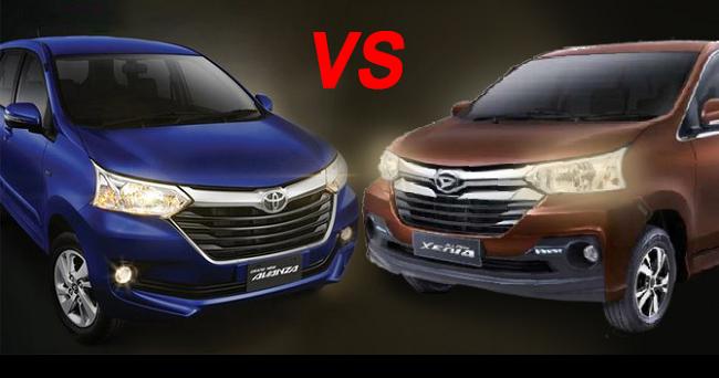 Grand New Avanza Vs Great Xenia Harga Mobil Agya Trd Perbedaan 2015 ...