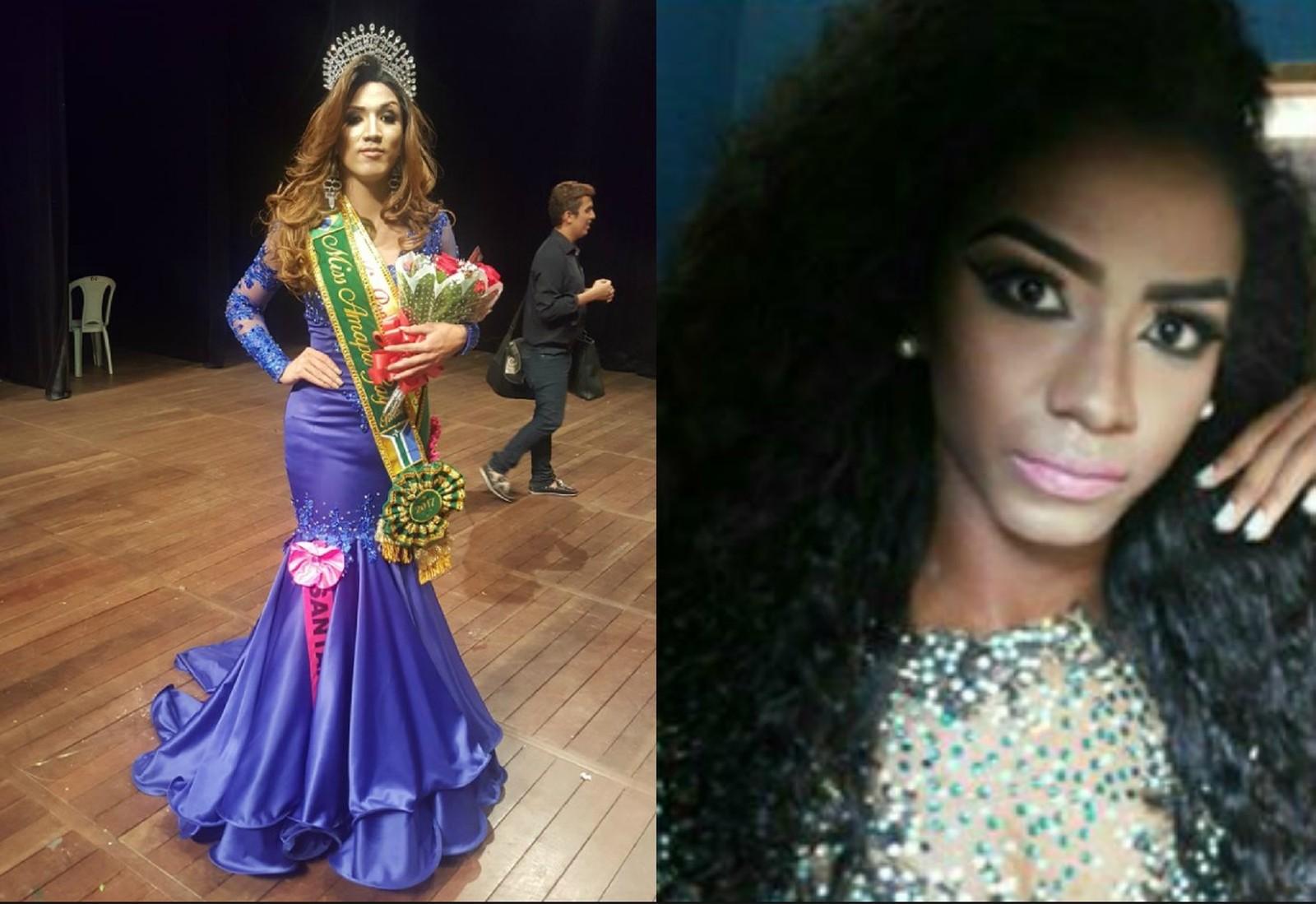 Candidata não aceita derrota e arranca coroa de Miss Amapá Gay 2017; Vídeo