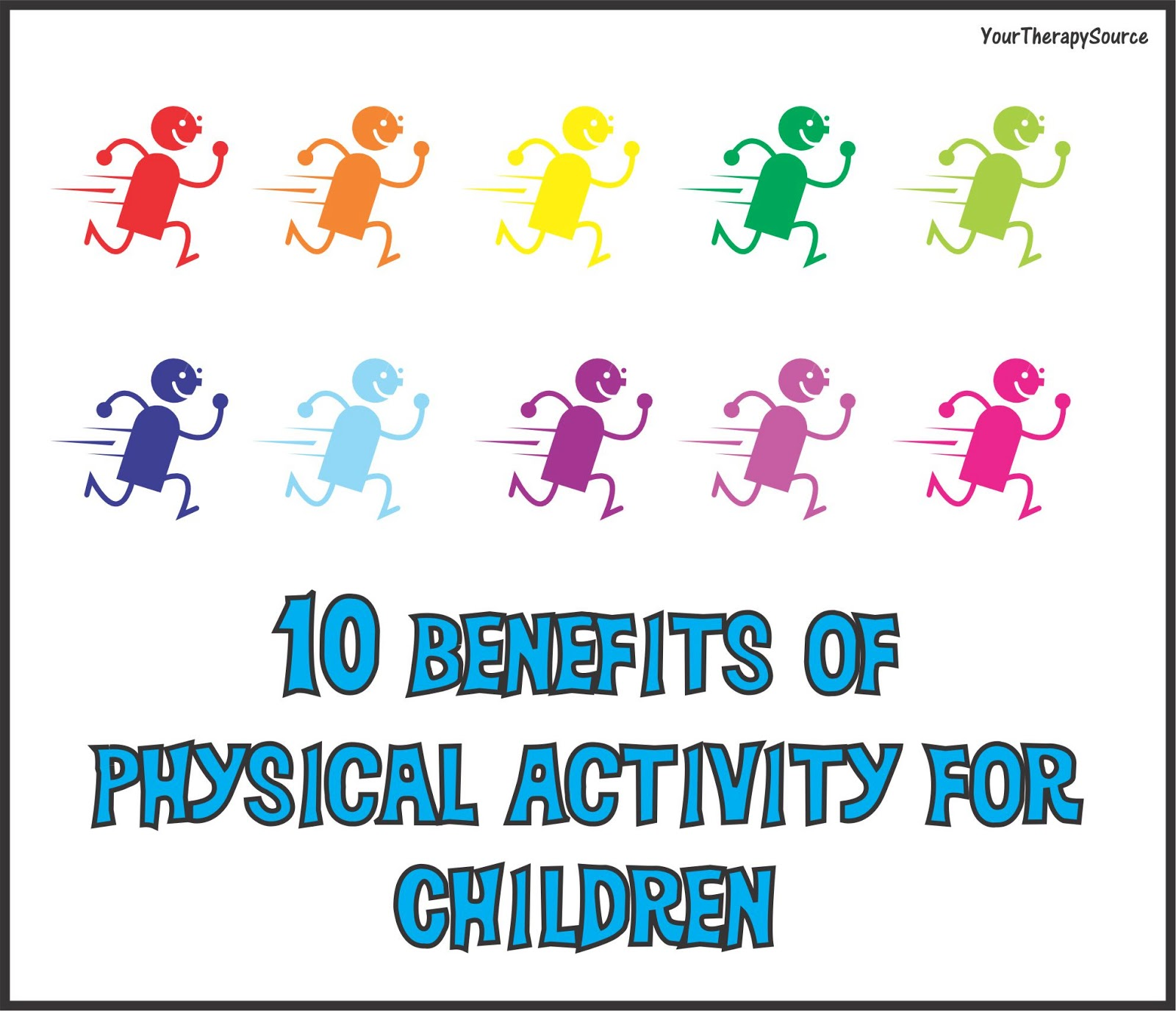Top 10 Benefits Of Physical Activity For Children