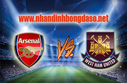 Nhận định bóng đá Arsenal vs West Ham United, 01h45 ngày 06/04
