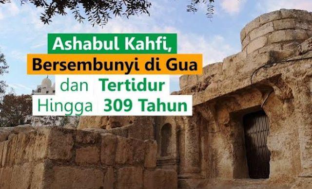 Kisah Ashabul Kahfi Lengkap