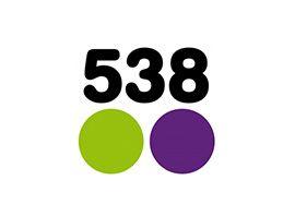 TV 538 HD - Eutelsat Frequency