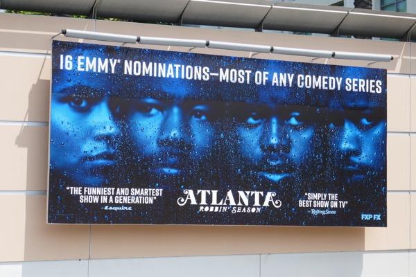 Atlanta Robbin Season 18 Emmy noms billboard